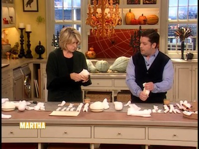 How to Make Sock Skeletons for Halloween ⎢Martha Stewart