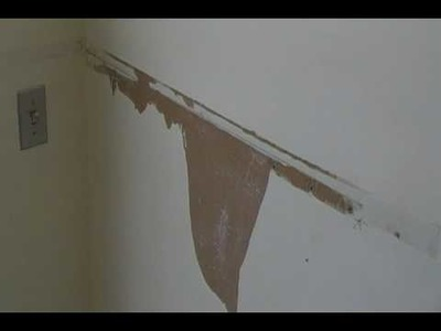 How to Repair Drywall Brown Paper (Part 3) - McCahill Painting