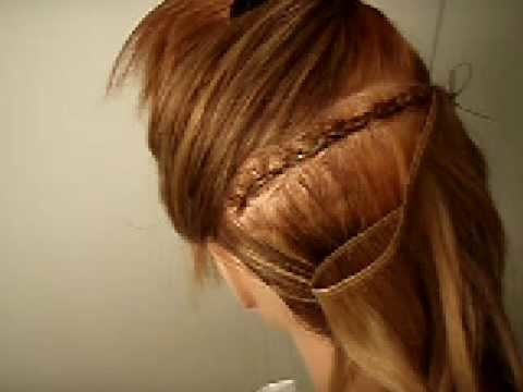 How To Sew On A Track Hair Extensions