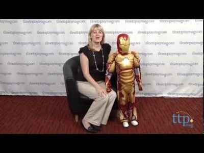 Iron Man Mark 42 Child Costume from Disguise