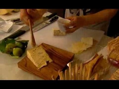 Making the Perfect Cheese Platter