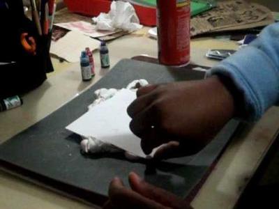 Marble Paper tutorial