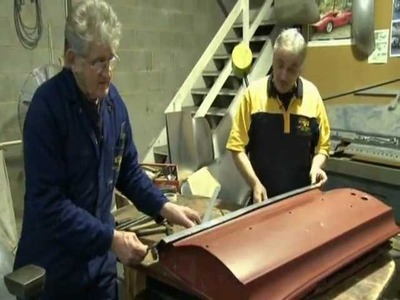 Metal shaping with Peter Tommasini - How to Build a Door Skin