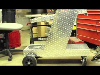 My TIG Welding Cart