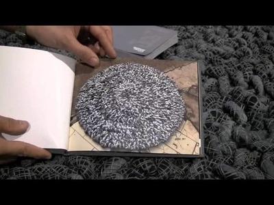 Salone Milan 2011: Sjoerd Jonkers on Tapis Noues Rug at Tuttobene