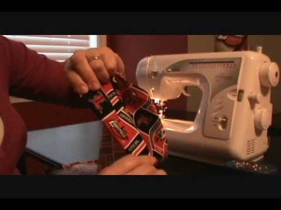 Sewing a Valance.wmv