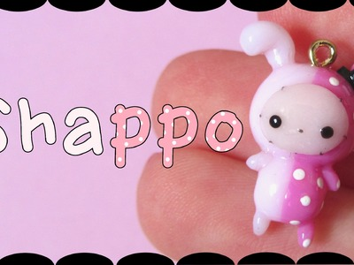 Shappo Tutorial - Sentimental Circus (Polymer Clay Charm)