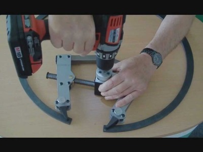 Unique XXL Snap (Retaining) Ring Tool. Circlip Tool (for large internal and external snap rings)