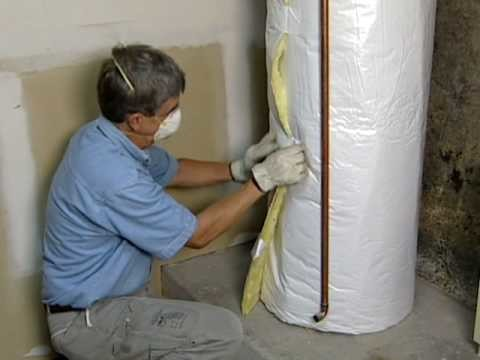 Water Heater Insulation Blanket