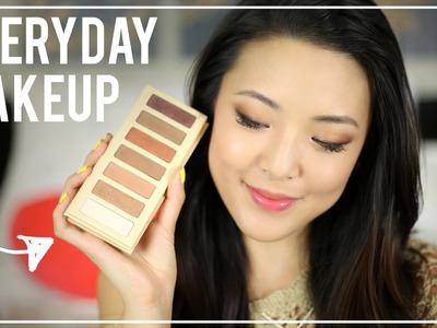 EVERYDAY Makeup for Work & School (LORAC Skinny Palette)