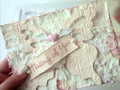 Fairy Belle Tag & Shabby Chic Cards