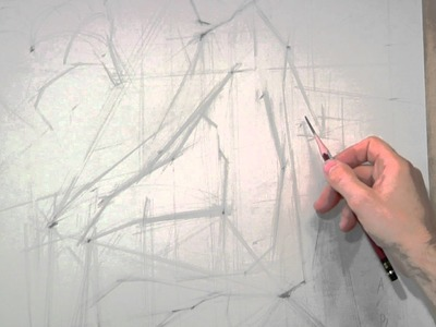Figure Drawing II: The Gesture with Dan Thompson