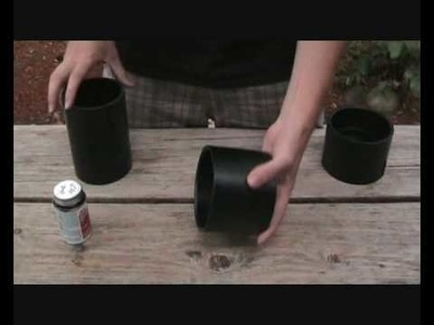 How to build an inexpensive Underwater Camera Housing