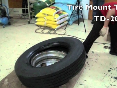 How To Change Tire Manually In Less Than 3 Minutes