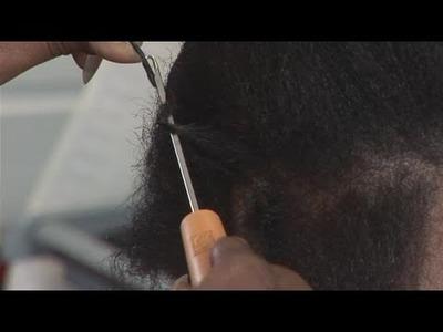 How To Interlock Hair
