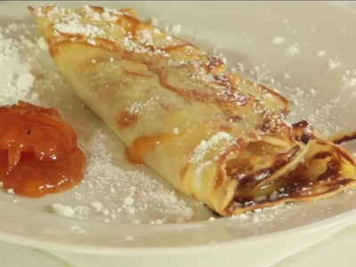 How to make Sweet Crepe Batter