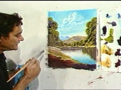 Learn to Paint Australian Landscapes in Oils 3of6