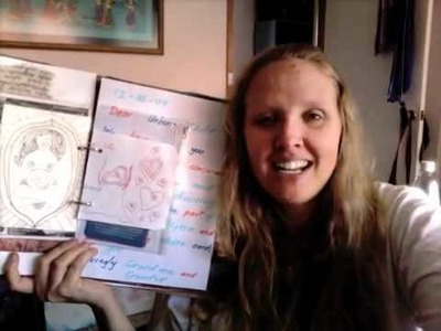 Leonie Dawson: How to create a Baby Journal