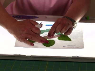 Let's Quilt #32: Mexicali Rose Table Topper (Part 4)