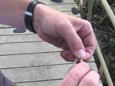 Make a Bracelet out of Plant Fiber
