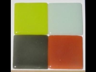 Make Recycled Glass Tile 1