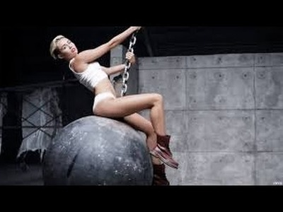 Miley Cyrus Official Wrecking Ball costume tutorial