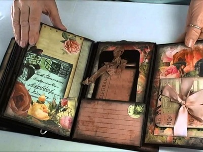 Prima Romance Novel Vertical Paper Bag Mini