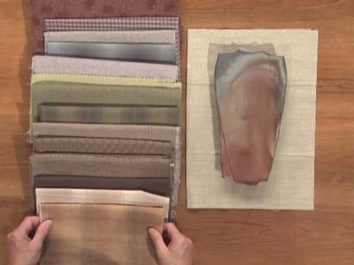 Quilting with Japanese Taupe Fabrics  |  National Quilters Circle