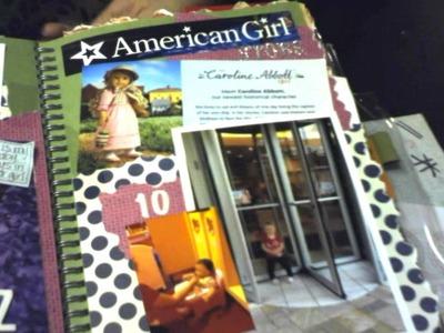 September Smash Book Flip 2012