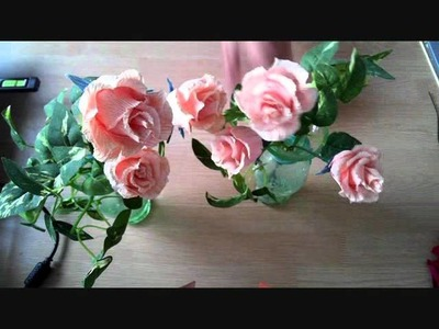 The Best  Paper Roses ever