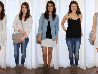 The Capsule Wardrobe: Summer Edition | ViviannaDoesMakeup