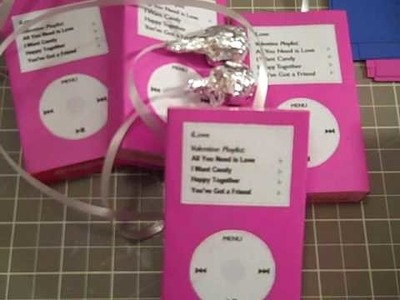 Awesome Valentine's Favor for Kids.  Or Adults!