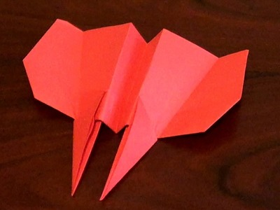 Best Paper Airplane Tutorial - How to make the Hawkeye Paper Airplane