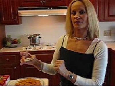 Betty's White Chocolate Ritz Cracker Sandwich Cookies