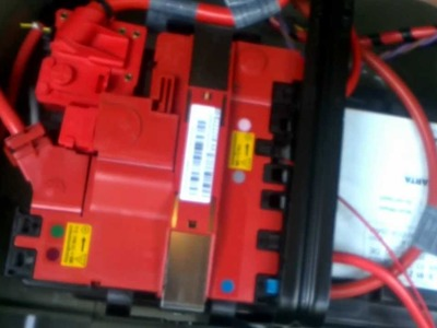 BMW 5 Series F10 Battery Removal How to DIY: BMTroubleU