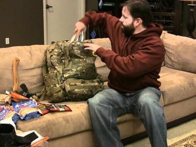 Bug Out. Survival Bag Contents Detailed Part 2
