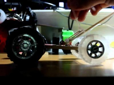 Building a Mousetrap Car Part 3 of 4