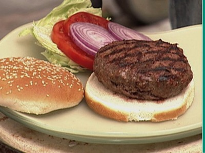 Burger recipes for the BBQ grill - Perfect grilled hamburgers