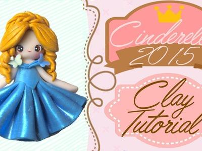 Cinderella 2015 Tutorial (Polymer Clay Chibi)