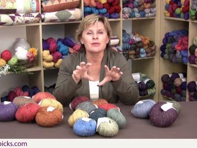 City Tweed Yarn Review