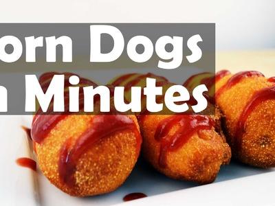 Corn Dog Batter Recipe in Minutes!