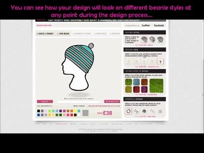 Design Your Own Beanie with Grannies, Inc.
