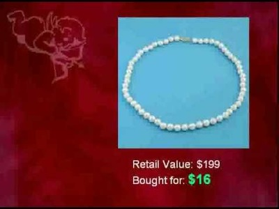 For Valentine's Day: Secret to Getting Jewelry at Firesale Prices