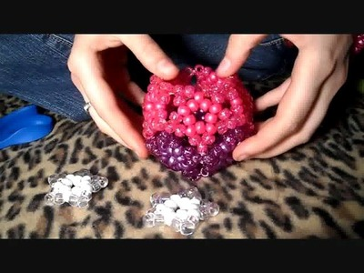 Gifts 3D Kandi Star Ball Tutorial