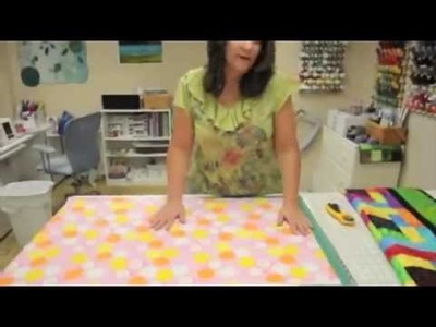 How To Bind A Quilt by Christine of Amelie Scott Designs