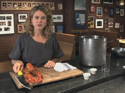 How to Cook and Serve a Lobster