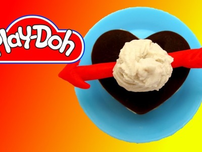 How to make Lovers Cake out of Play Doh