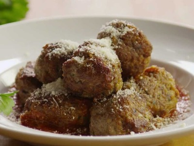 How to Make the Best Meatballs