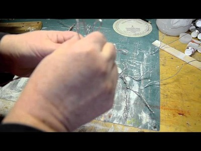 How To Make Wire Armatures for Sculpture by Janice Tanton