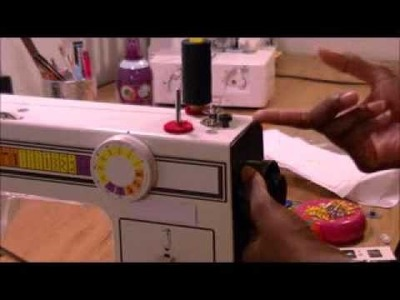 How To Sew For Beginners Part 4 Winding The Bobbin